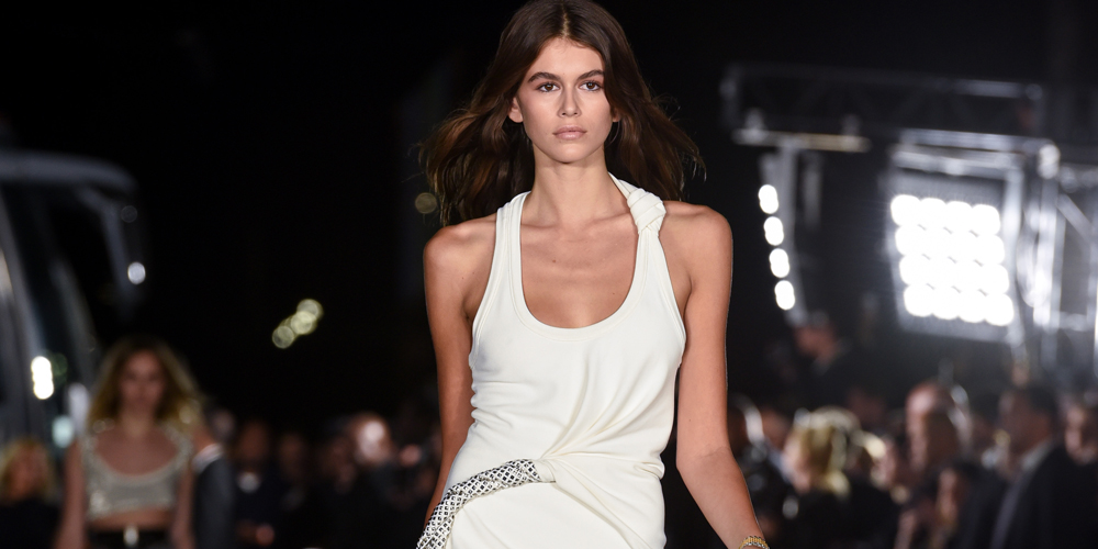 Every Show Kaia Gerber Has Walked At Her First Fashion Week (So Far)