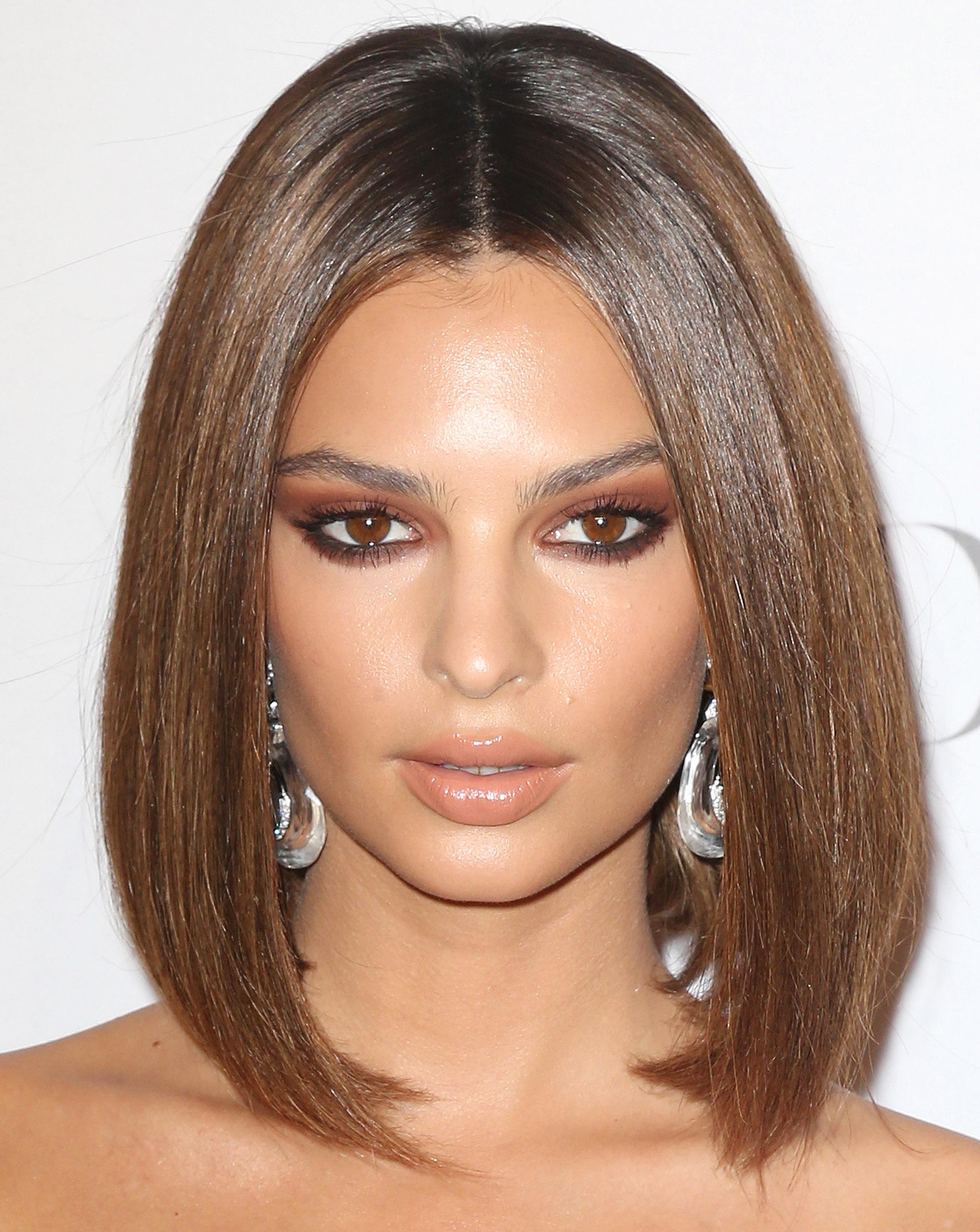 Black Hair - Celebrity Black Hair Color Ideas & Trends ...