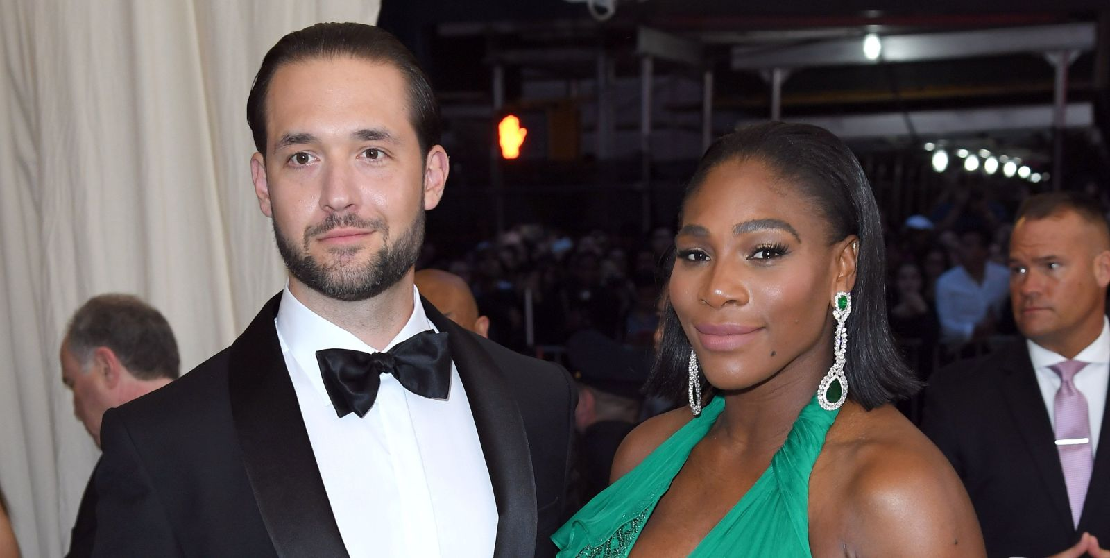 Serena Williams Shares the Name and First Photo of Her Baby Girl