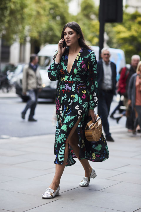 The Best Street Style At London Fashion Week Spring Summer ...