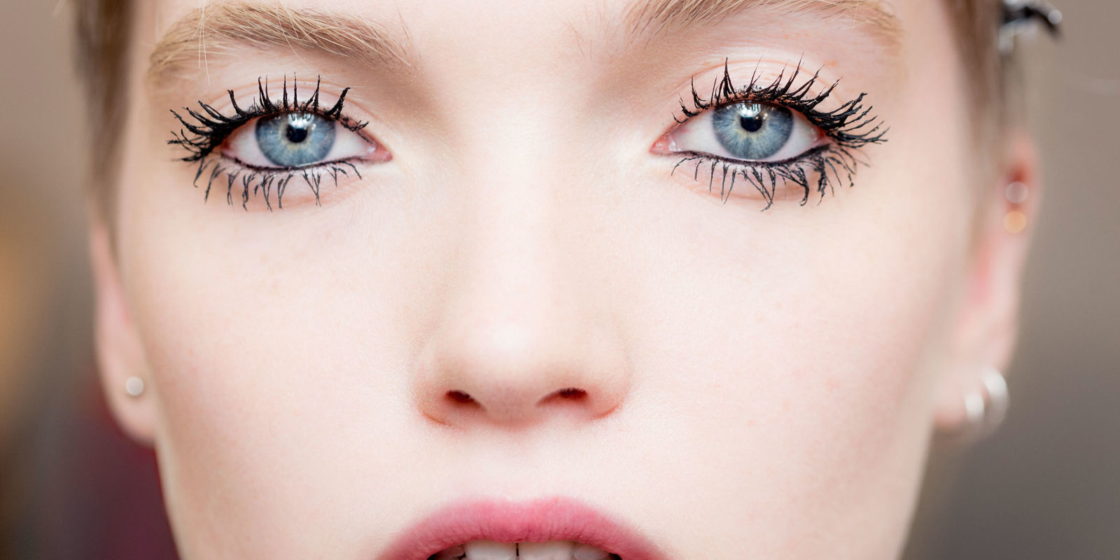 The Dior Lash Look That Kicked Off Paris Fashion Week Ss18