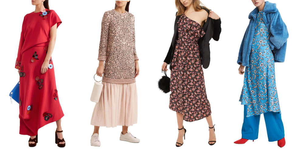 What To Wear To A Winter Wedding - 14 Guest Dresses For Winter ...