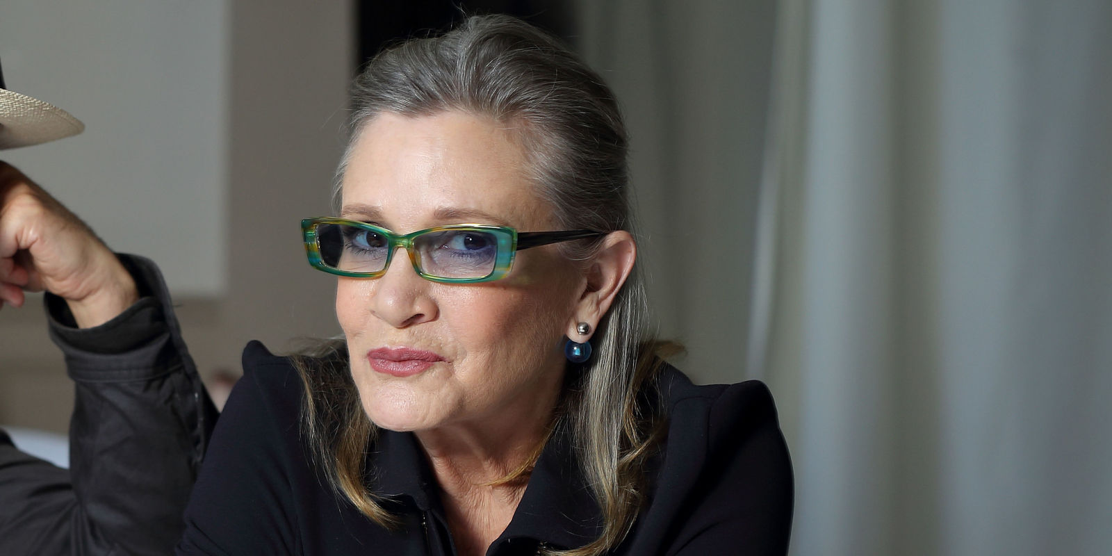 Carrie Fisher Once Sent A Cow Tongue To A Producer Who Sexually Assaulted Her Friend