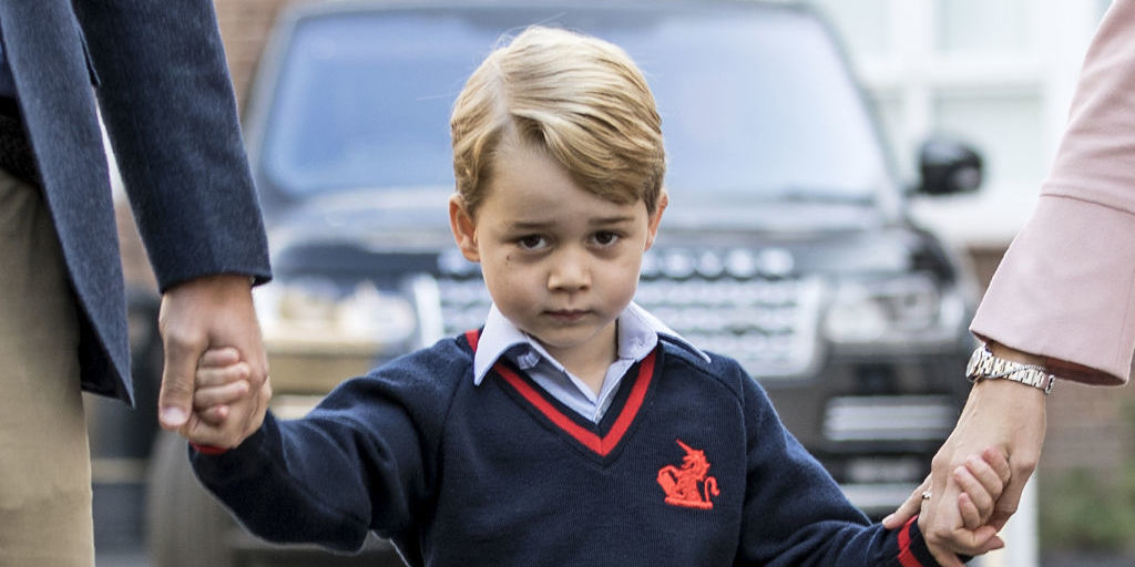 Prince George Played a Sheep in His School's Nativity Play