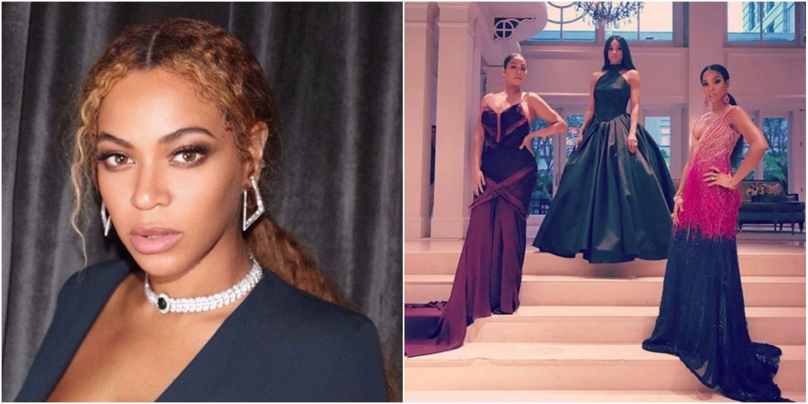 Beyoncé, Kelly Rowland And More Brought Their Fashion A ...