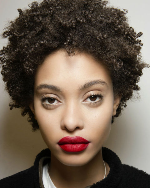 Hair trends 2018 12 hairstyles and hair colours to try this year keep the curls urmus Images