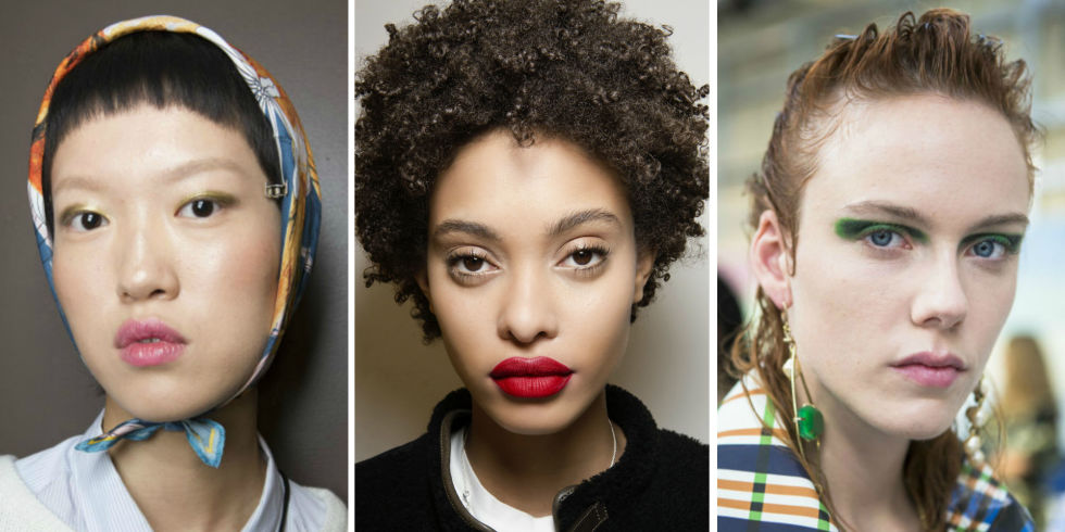 Hair Style Trends Hair Trends 2018  12 Hairstyles And Hair Colours To Try This Year