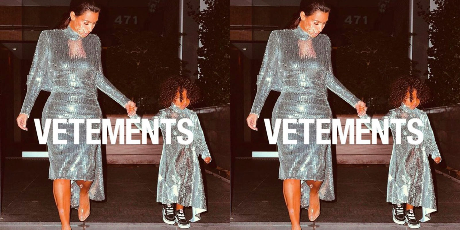 Kim Kardashian Reacts To Accusations That She's Stolen Vetements Designs