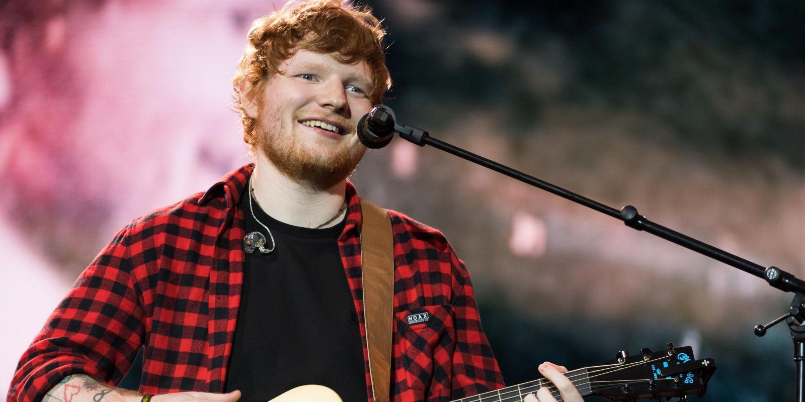 Looks Like Ed Sheeran Will Perform At The Royal Wedding