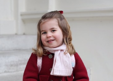 Princess Charlotte Can Already Speak More Languages Than You, Probably