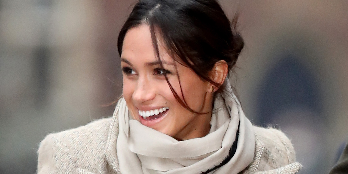 Meghan Markle Regularly Sneaks Out Of Kensington Palace