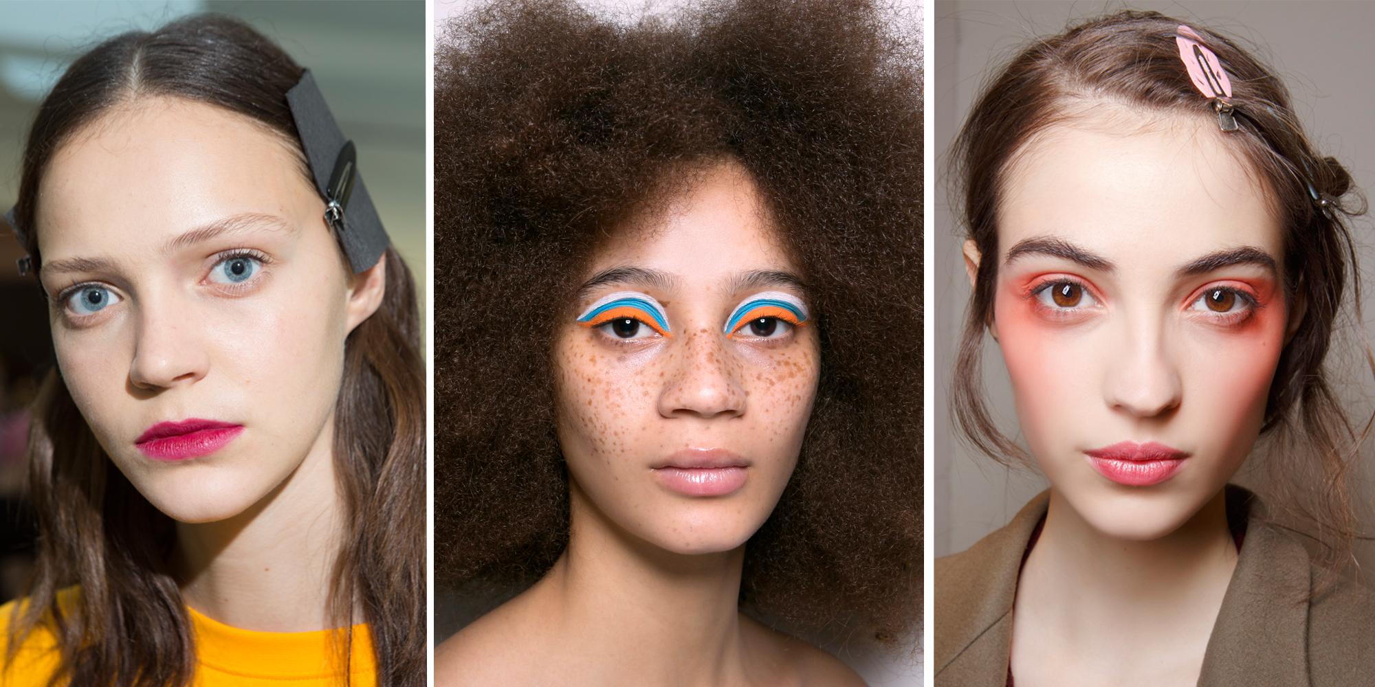 makeup trends 2018 lipstick eyeshadow and makeup ideas
