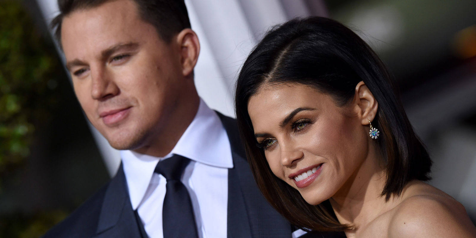 Channing Tatum And Jenna Dewan-Tatum's Daughter Just Gave Them The Most Creepy Makeover