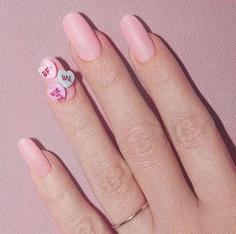 Nail art designs the best celebrity nail art for all your kim kardashian nail art prinsesfo Images