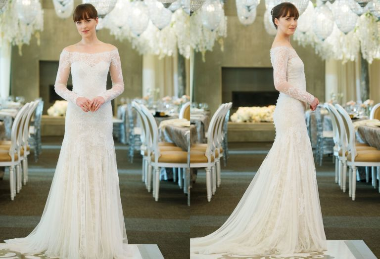 28ea43f6dfd9 Vestito sposa 50 sfumature di rosso – Abiti alla moda