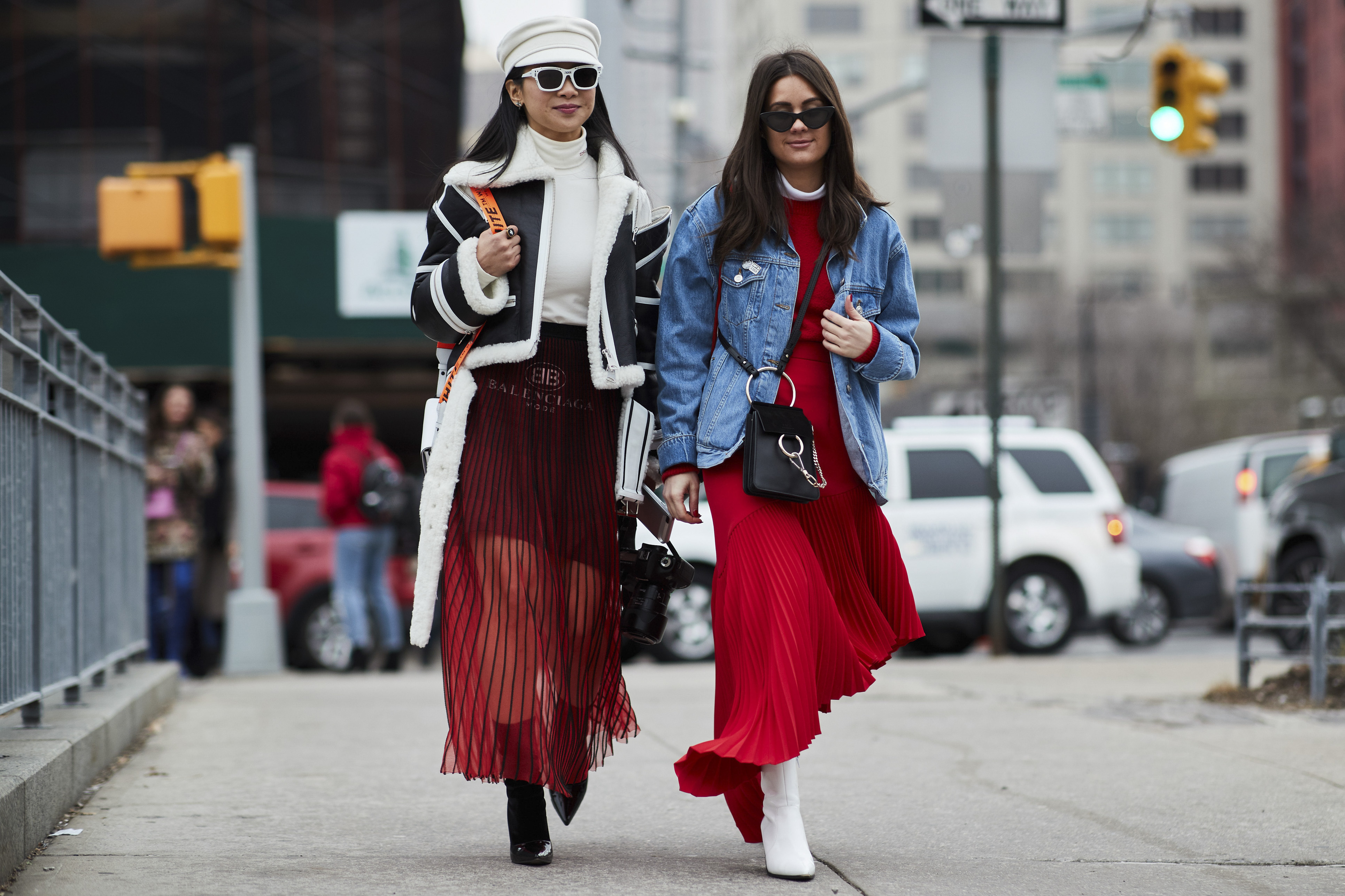 Here Are the Best Street Style Looks From New York Fashion