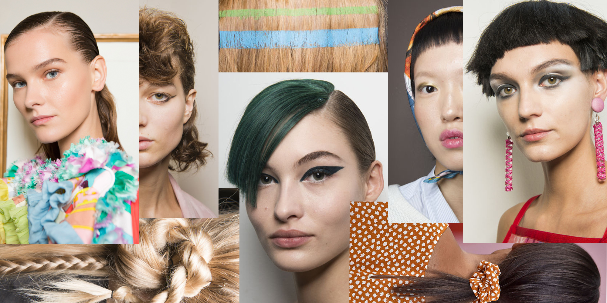 Fashion Beauty Hair: Spring Hair Trends For 2018