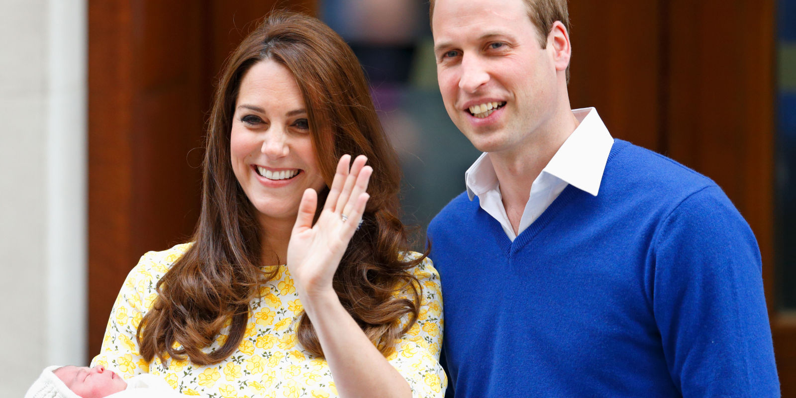 These Are The Most Likely Names For Kate Middleton And ...