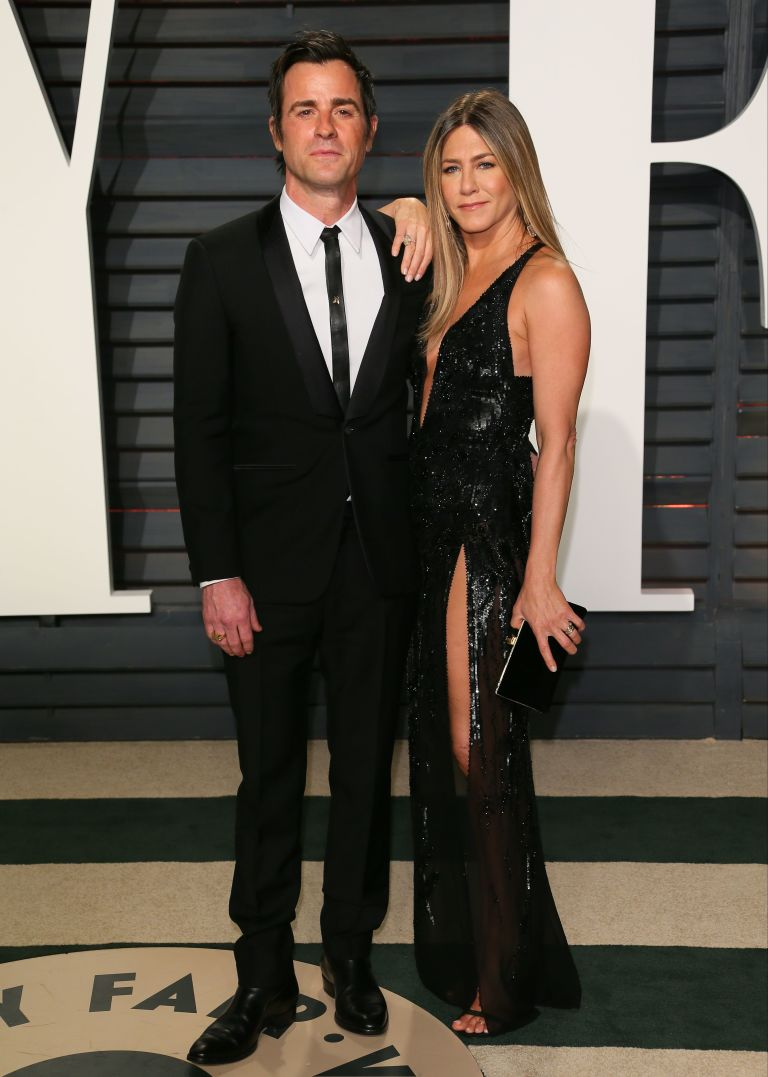 Jennifer Aniston And Justin Theroux | ELLE UK