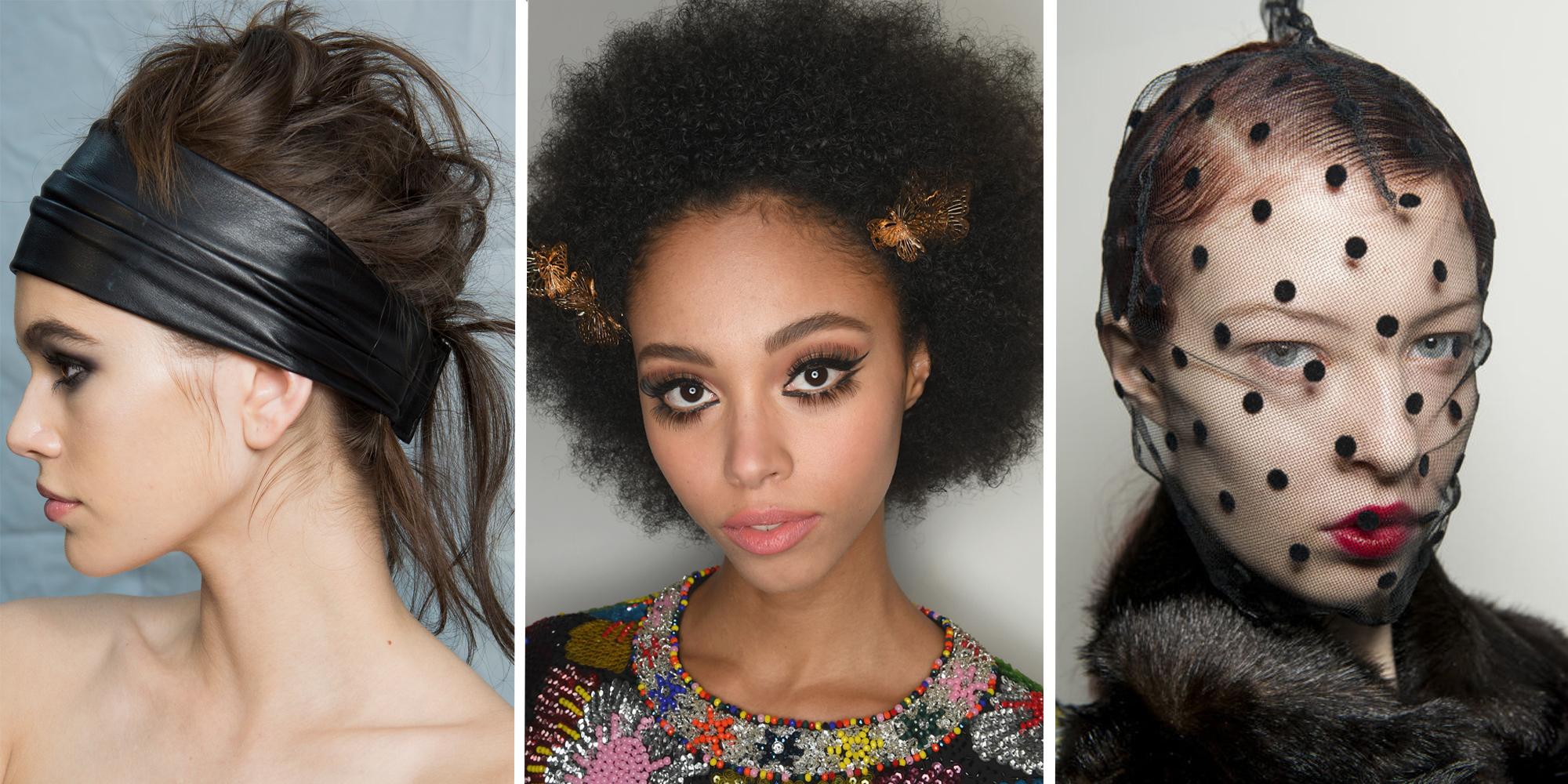 10 Seriously Pretty Fashion Week Hair Accessories You 39 Ll