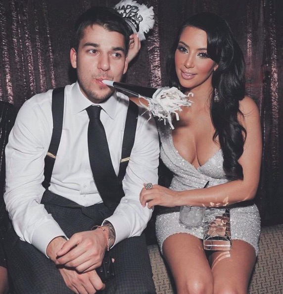 The Kardashians Gush Over Brother Rob On His Birthday